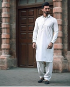 EDGE Stylish Design Kurta Shalwar for Men's - EDGE-051