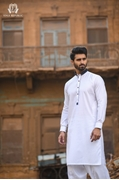 EDGE Stylish Design Kurta Shalwar for Men's - EDGE-059