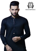 EDGE Stylish Design Kurta Shalwar for Men's - EDGE-066