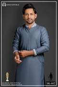 EDGE Stylish Design Kurta Shalwar for Men's - EDGE-SK-602