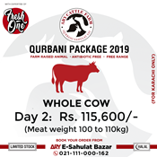 Buy Whole Cow Eid Day 2  online