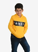 IGNITE Yellow Hoodie - Yellow Kids Hoodie
