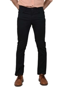 Black Stretchable Basic 5 Pocket - Safera Basic Black