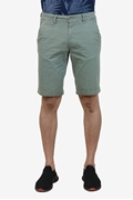 Khakhi Signature Stretchable Short - Khakhi Signature Short