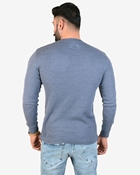 Buy Ignite Navy Sporty Thermal Crew Neck - Thermal Blue  online