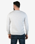 Buy Ignite Grey Sporty Thermal Crew Neck - Thermal H.Grey  online