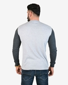 Buy Ignite Charcoal Grey Sporty Thermal Crew Neck - Thermal H.Grey Charcoal  online