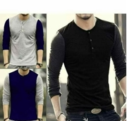Pack Of 3 Full Sleeves T-Shirt's for men's