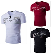 Buy Pack Of 3 Multi Color T-Shirt's for men's  AA-800  online
