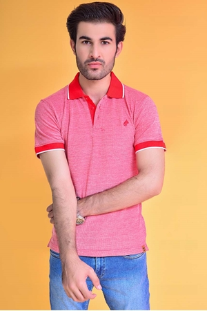 Buy Ignite Classic Polo Red  online