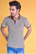 Buy Ignite Classic Polo Brown  online