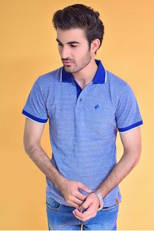 Buy Ignite Classic Polo Blue  online