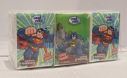 Cool&Cool Mini Tissue Super Friends 10's - Pack Of 6