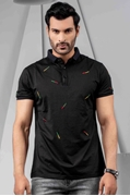 Mens Embroidered Polo Shirt IGNCH-J5