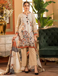 Khas stores winter collection V:1 3 pcs unstitched suit KKH-14024