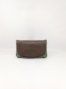 Multicolour Sheep Leather Softy Women Pouch