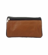 Buy Multicolor Sheep Leather Softy Women Pouch  online
