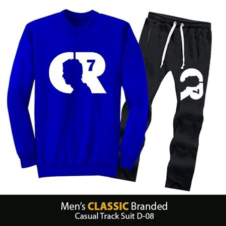 Buy Mens Classic Branded Casual Track Suit D-08  online