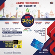 7th December 2019 ARYFeast Lahore Fast Track Entry