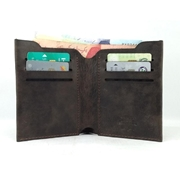 Genuine Cow Leather Wallet for Men