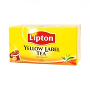 Lipton Tea Bag 50p