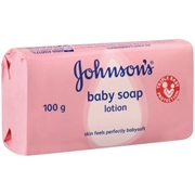 Johnsons Baby Soap Pink 100g