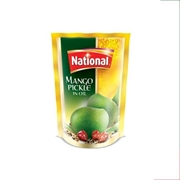 National Mix & Mango Pickle 200 gm