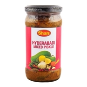 Shan Hyderabadi Mixed Pickle 320gm