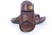 Flite Men's Soft Slipper- Brown OSP-08