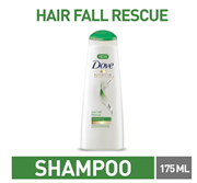 Dove Hair Fall Rescue Shampoo - 175ml