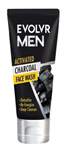 Evolvr Men - Activated Charcoal Face Wash