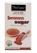 ITALIANO Brown Sugar 300g