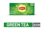 LIPTON PLAIN GREEN TEA BAGS 25S