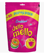 CandyLand Jello Mello Party Pack 125g