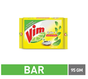 VIM LEMON DISH WASHING BAR 230G