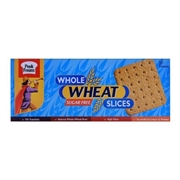 Peek Freans Whole Wheat Slices Sugar Free - Family Pack
