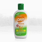 Off Repellent Over Time Lotion 50g