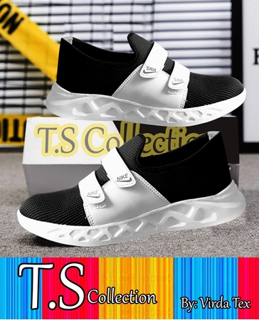 Buy T.S Collection New Araivel Stylish Party Wear Shoes VRRD-77  online
