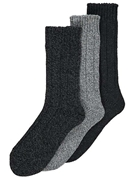 Pack of 3 Warm Winter Socks for Men's and Women's