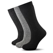 Pack of 6 Warm Winter Socks for Men's and Women's (BD-0120)