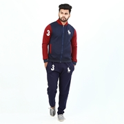 Two tone stylish track suit for men ABZ-20