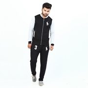 Two tone stylish track suit for men ABZ-21