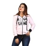 Ladies Hoodies Export Quality WS-01