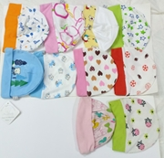 New Born cap PACK OF 5  WS-09