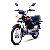Buy City Motorcycle Regular Eco 70cdi (Blue)  online