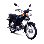 City Motorcycle Regular Eco 70cdi (Blue)