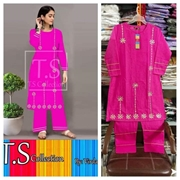 Mirror Work Ts Collection 2 pcs Suits for Women's  VRRD-99