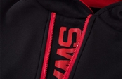 Buy Virda Stylish Red Swag Hoodie VR-SH-005  online