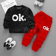 AA Collections Launched Kids TrackSuits For BABA & BABY AA-1081