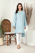 Imroz Winter Pret STRAIGHT KURTA SPK: 7022PB